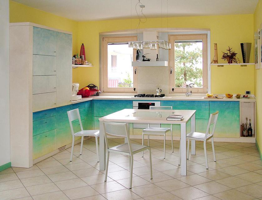 Pitturare Pareti Della Cucina : Pitturare cucina elegant mattonelle with pitturare cucina simple